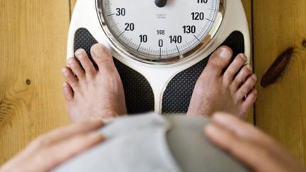 کاهش روند افزایش وزن