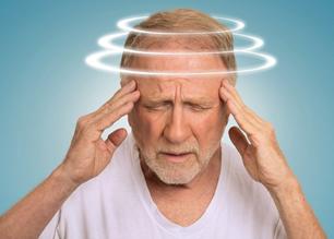 سردرد و سرگیجه