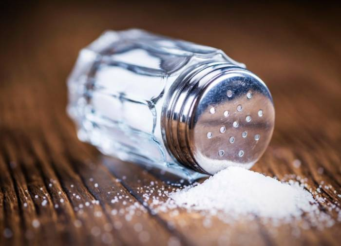 نمک سالم