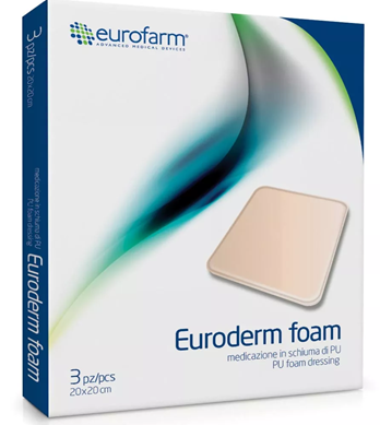 پانسمان ها و محصولات یوروفارم